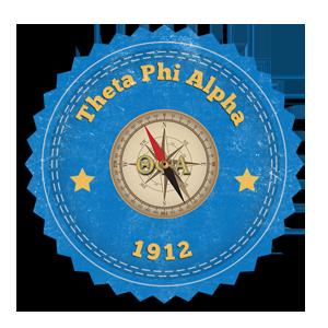 Theta Phi Alpha Seal (Mockup)