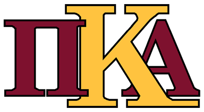 Pi Kappa Alpha Letters—Logo