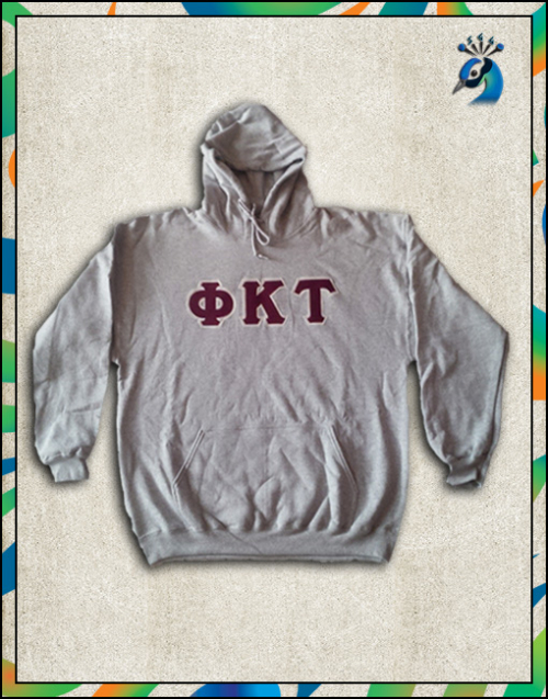 Hooded Unisex Fleece Sweatshirt