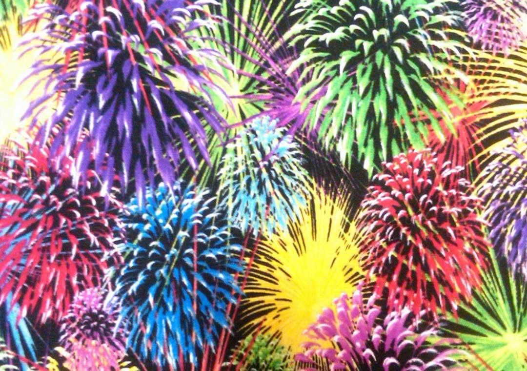 Mutli-Fireworks