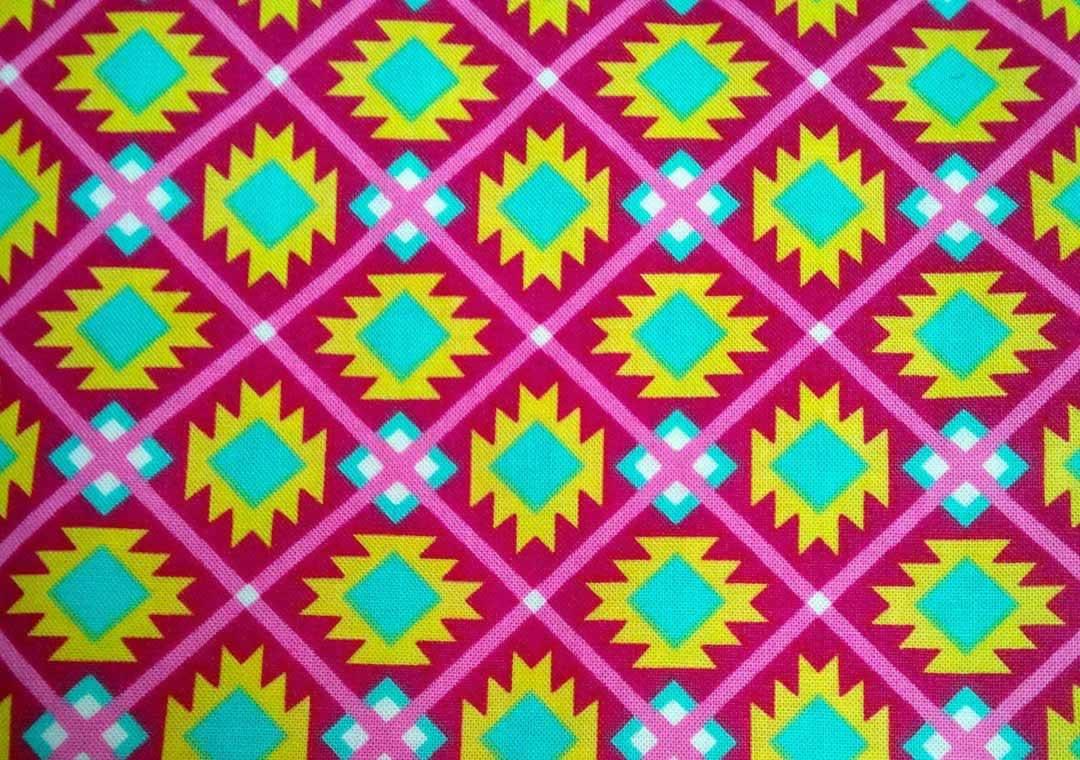 Pastel Aztec