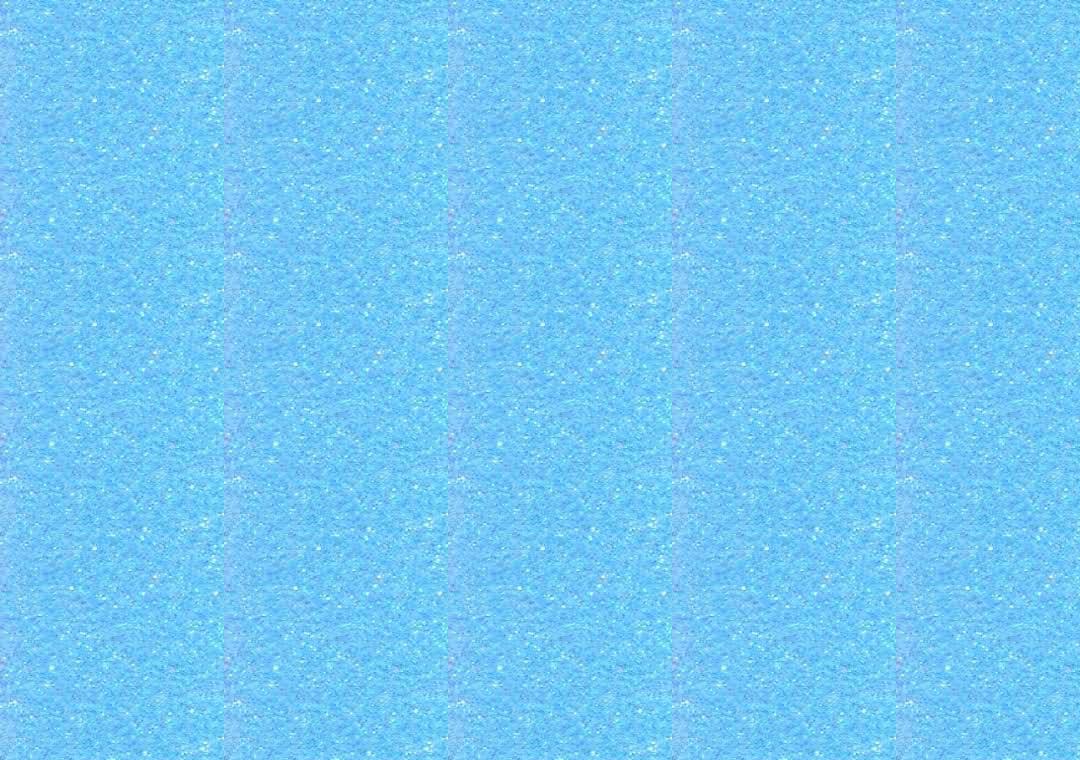 Fluorescent Blue Glitter