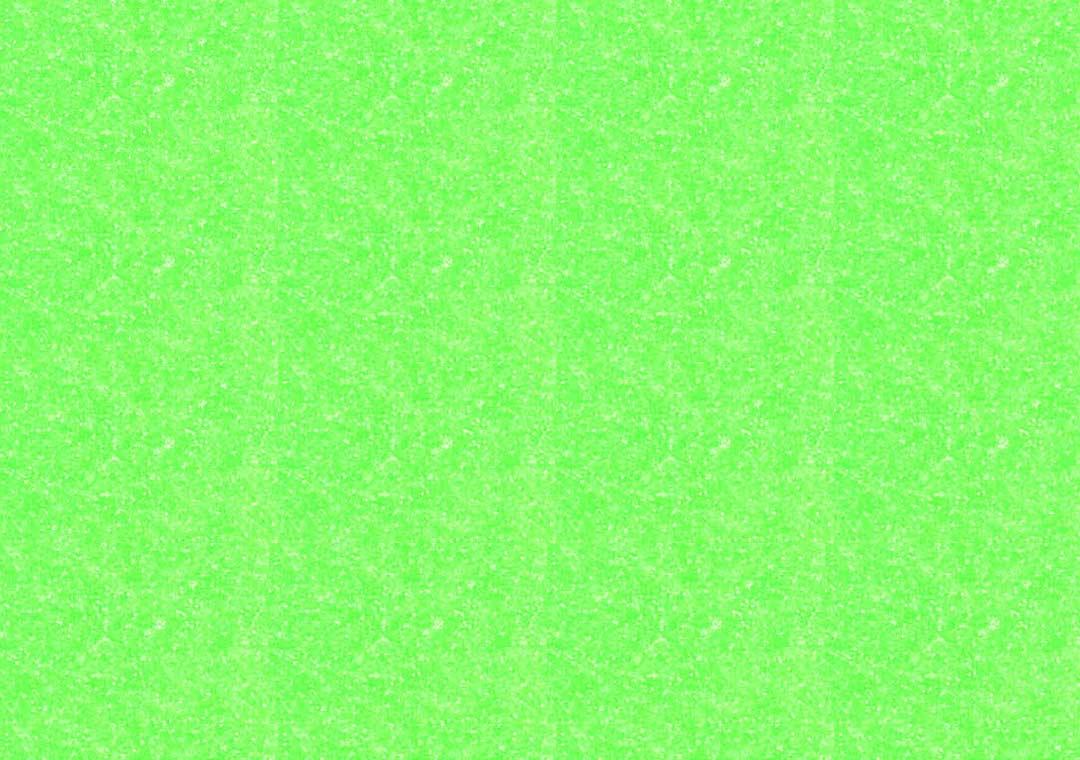 Fluorescent Green Glitter