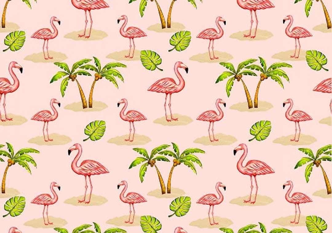 Pink Lady Flamingo