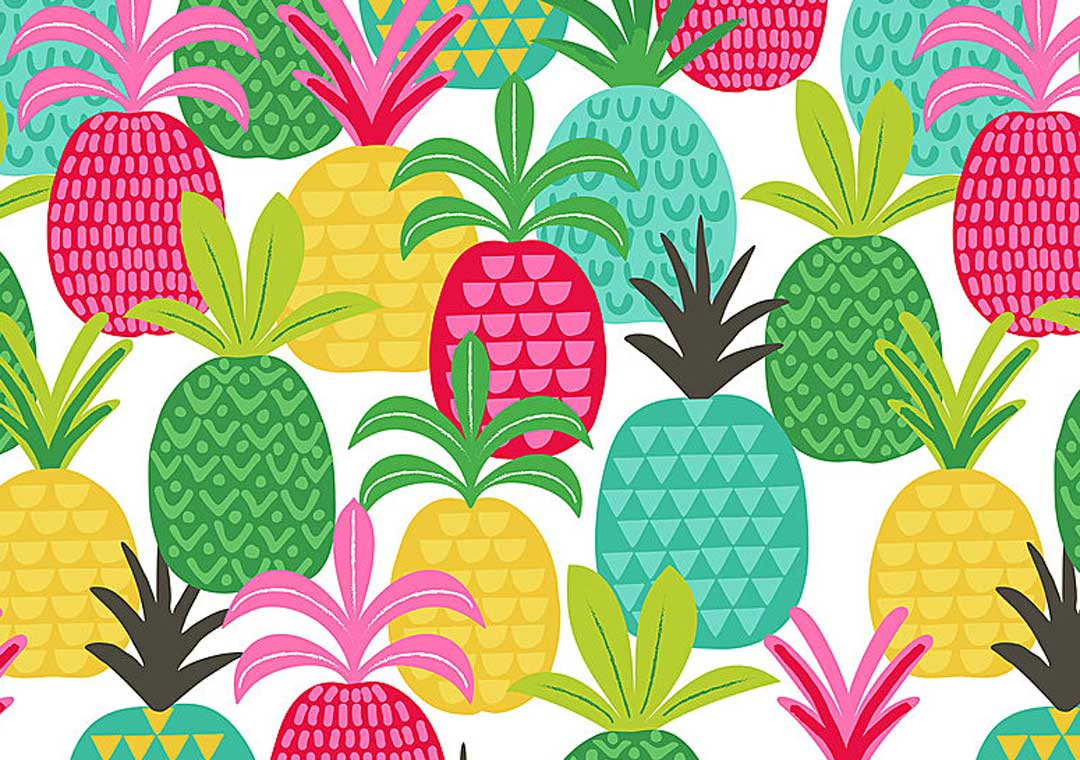 Tutti Frutti Pineapple