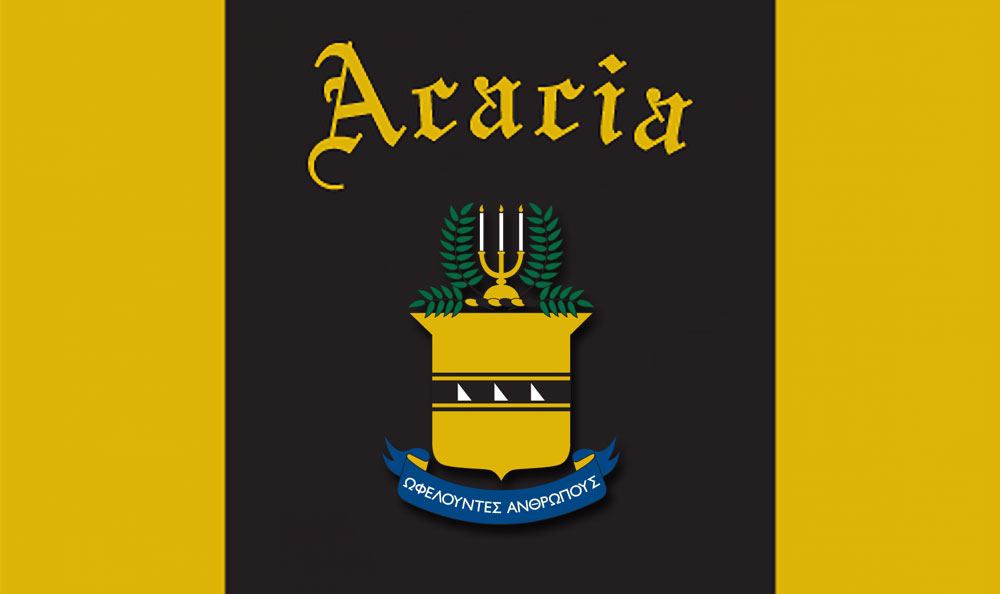 Acacia Flag
