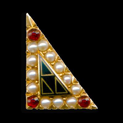 Acacia (fraternity) Badge