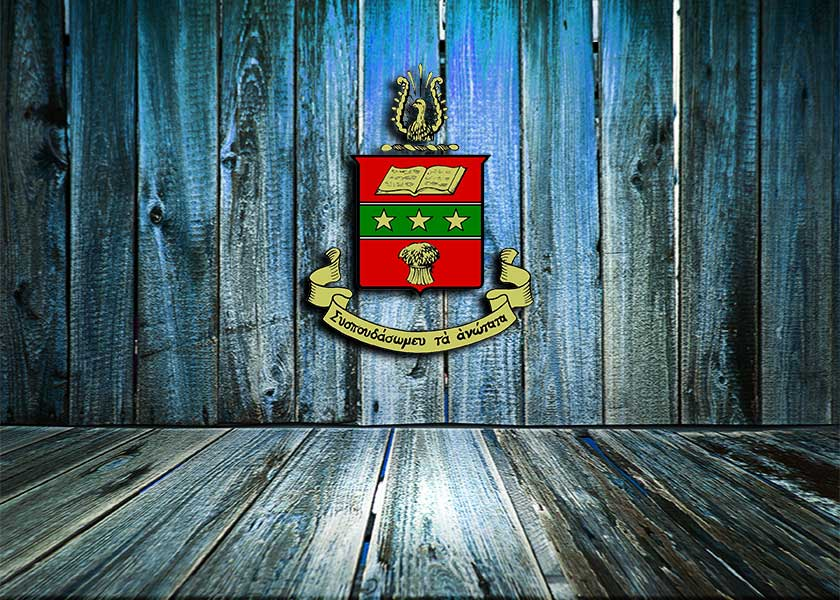 Alpha Chi Omega Coat of Arms