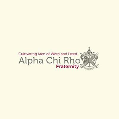 Alpha Chi Rho Logo