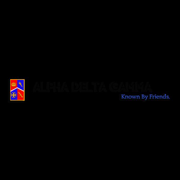 Alpha Delta Gamma Logo