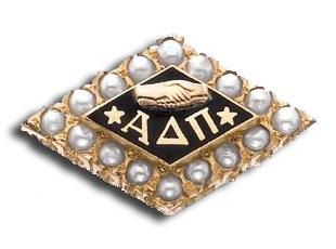 Alpha Delta Pi Badge