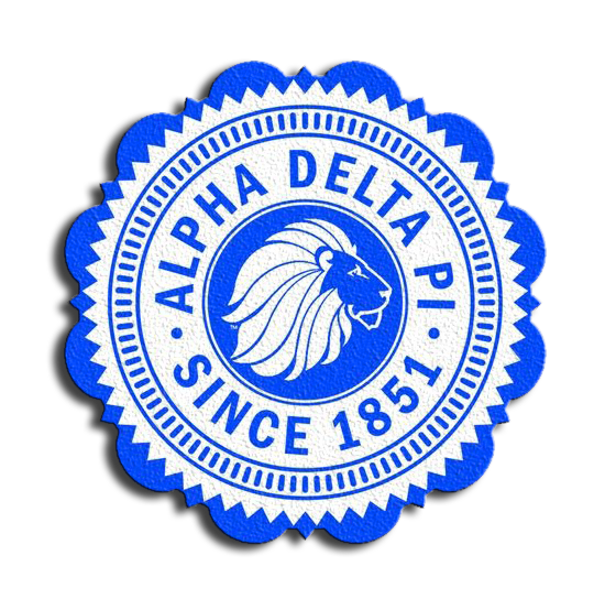 Alpha Delta Pi Seal
