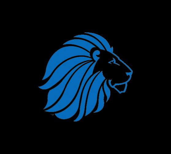 Alpha Delta Pi Mascot — Lion