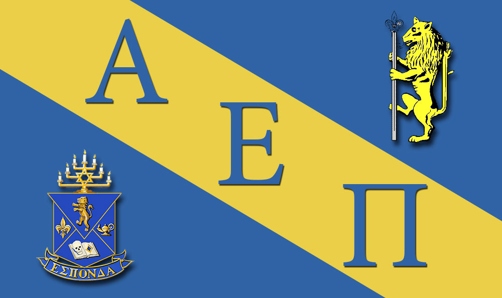 Alpha Epsilon Pi Flag