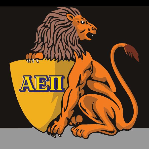 Alpha Epsilon Pi Mascot - Lion