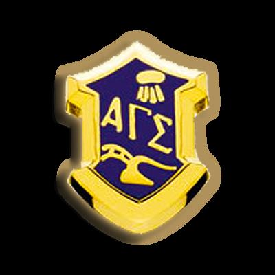 Alpha Gamma Sigma Badge