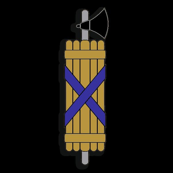 Alpha Phi Delta Symbol - Fasces