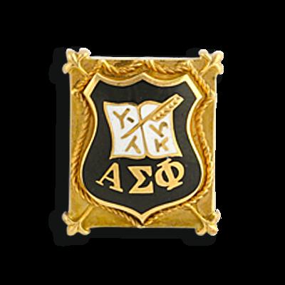 Alpha Sigma Phi Badge