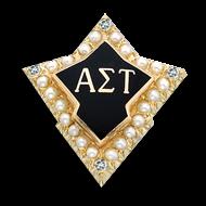 Alpha Sigma Tau Badge
