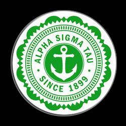 Alpha Sigma Tau Seal