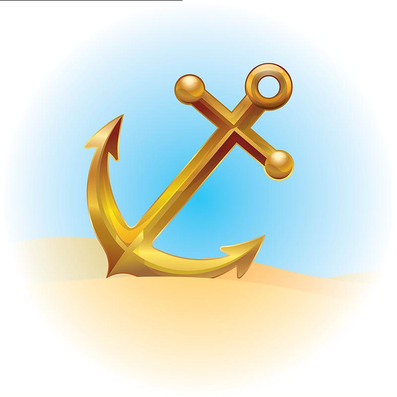 Alpha Sigma Tau Symbol - Anchor