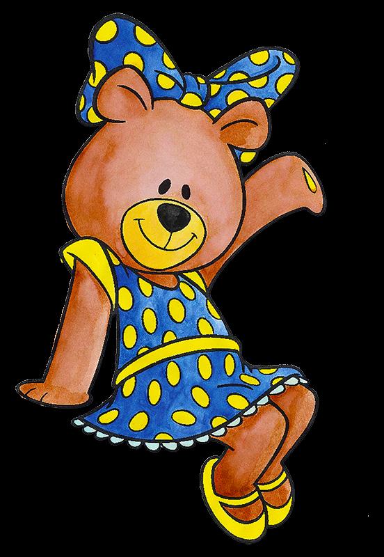Alpha Xi Delta Mascot - BetXi Bear