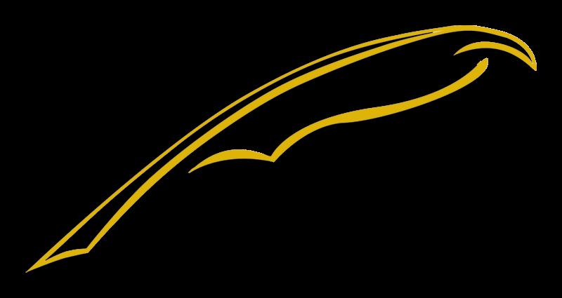 Alpha Xi Delta Symbol - Quill