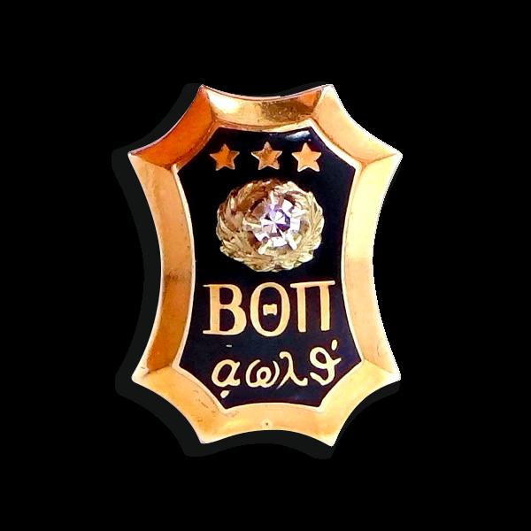 Beta Theta Pi Badge