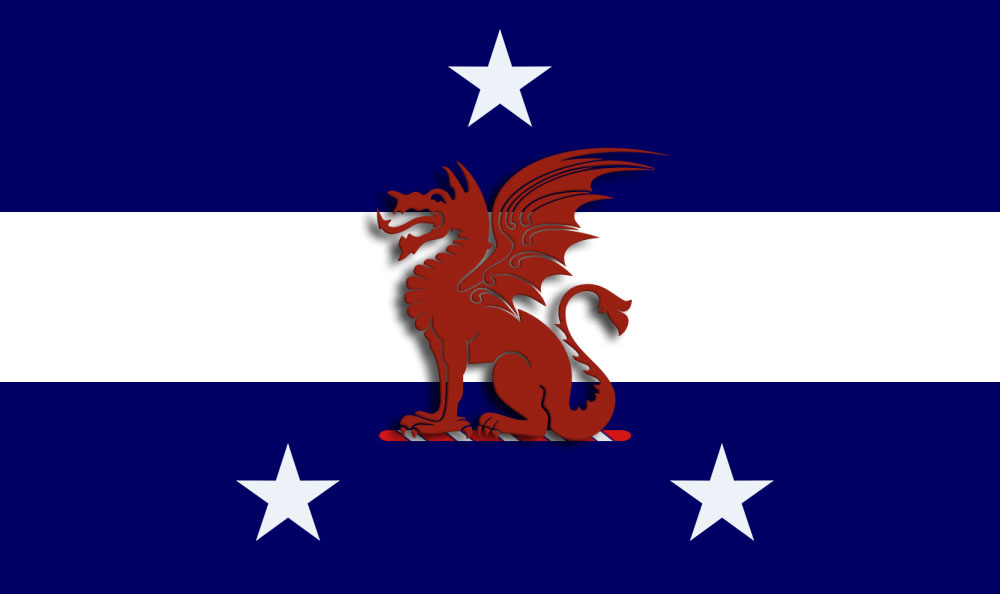 Beta Theta Pi Flag
