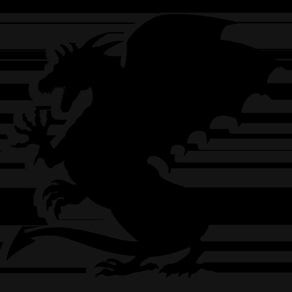 Beta Theta Pi Symbol - Dragon