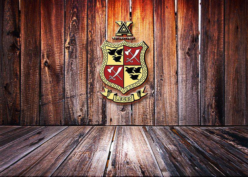 Delta Chi Coat of Arms