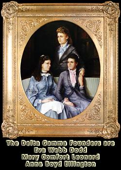 Delta Gamma Founders
