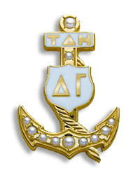 Delta Gamma Badge