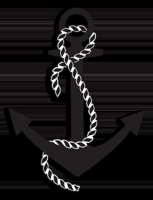 Delta Gamma Symbol - Anchor