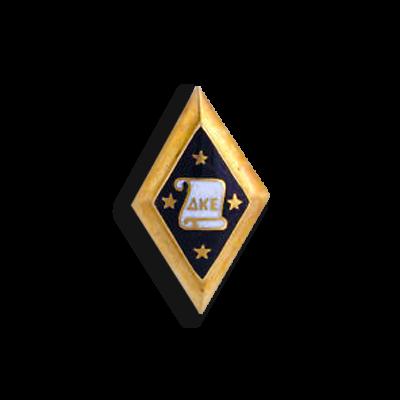 Delta Kappa Epsilon Badge