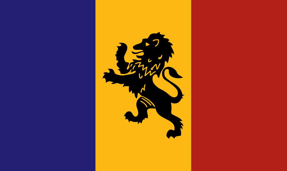 Delta Kappa Epsilon Flag
