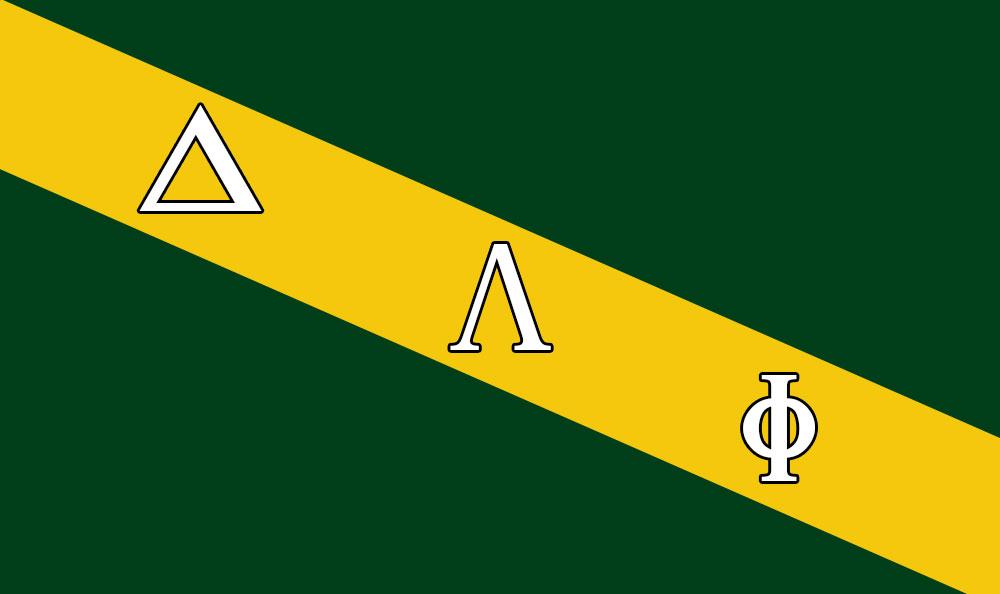 Delta Lambda Phi Flag