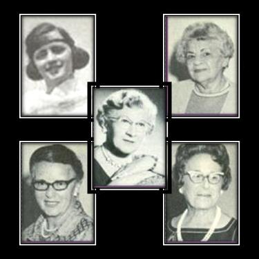 Delta Phi Epsilon - The Founders