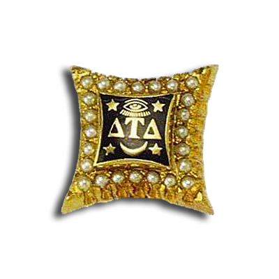 Delta Tau Delta Badge
