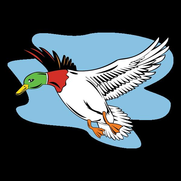 Delta Upsilon Animal - Duck