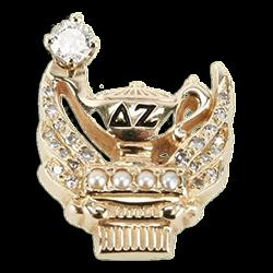 Delta Zeta Badge