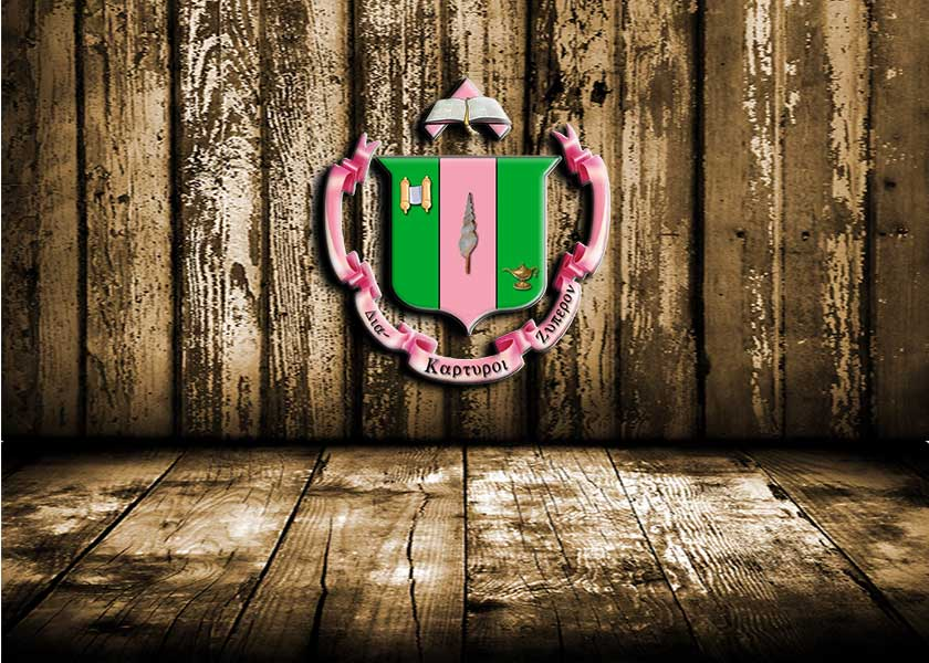 Delta Zeta Coat of Arms