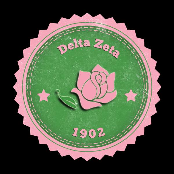Delta Zeta Seal