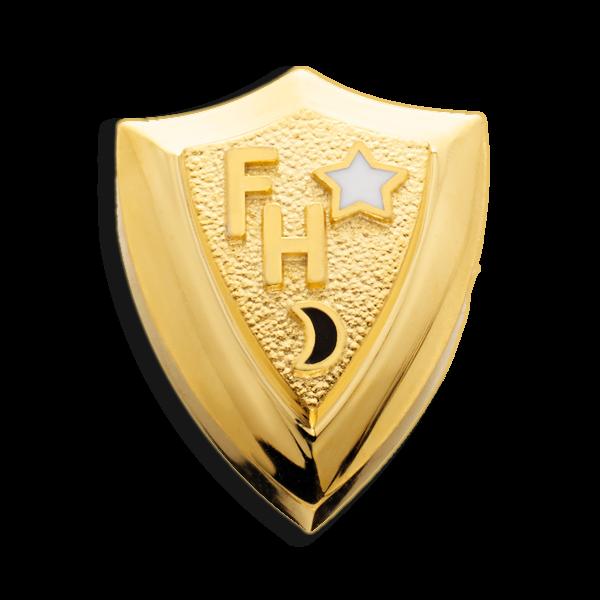 FarmHouse Fraternity Badge