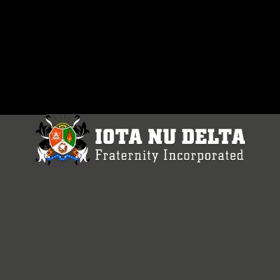 Iota Nu Delta Logo