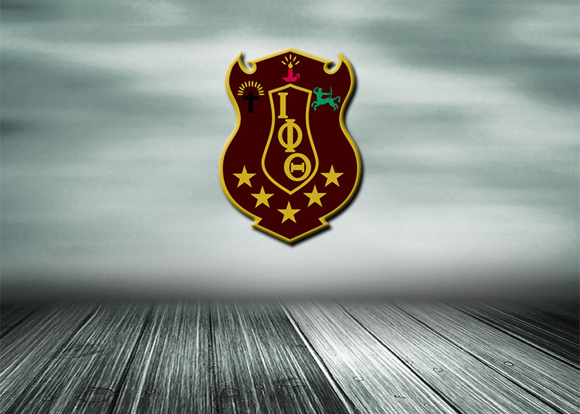 Iota Phi Theta Coat of Arms