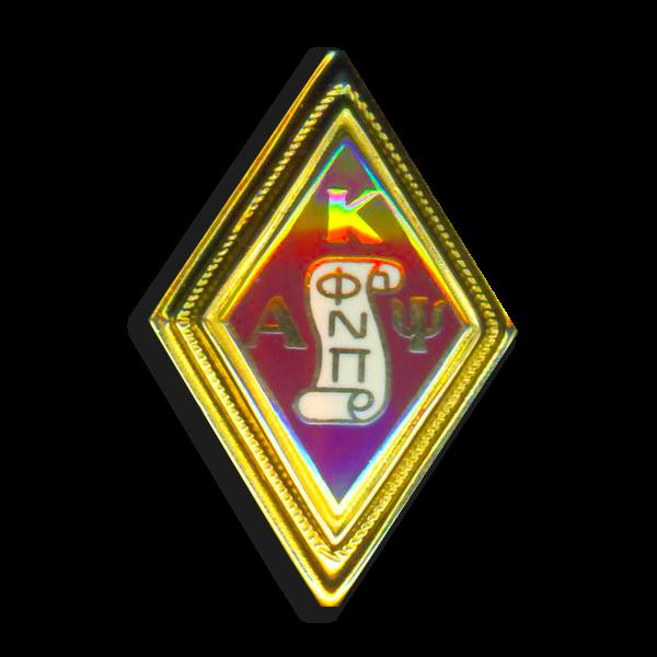 Kappa Alpha Psi Badge