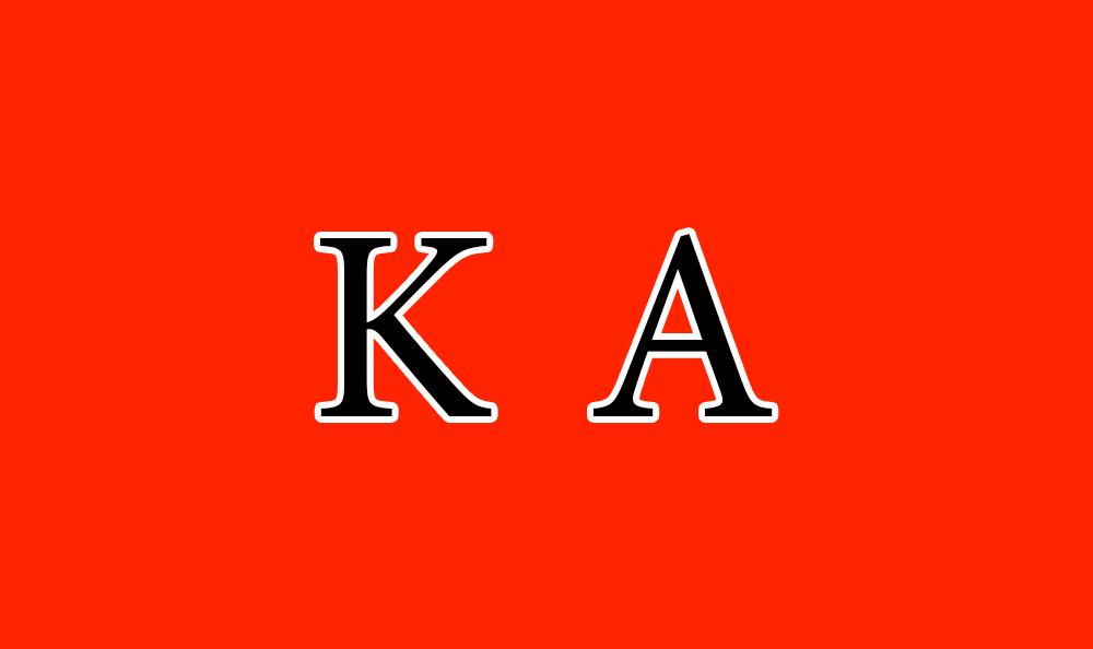 Kappa Alpha Society