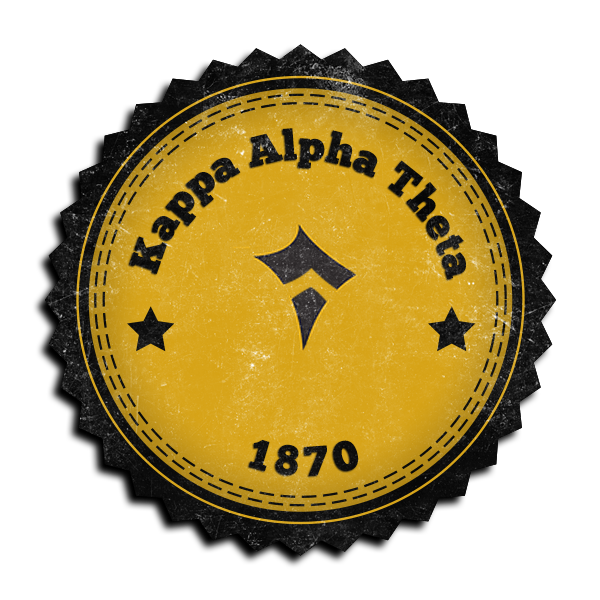 Kappa Alpha Theta Seal (Mockup)