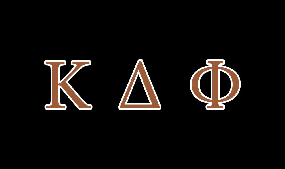 Kappa Delta Phi Flag